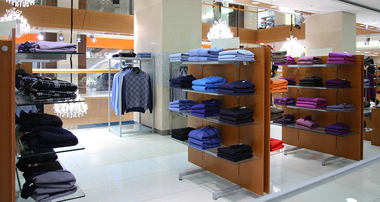 how to build inventory for a retail store